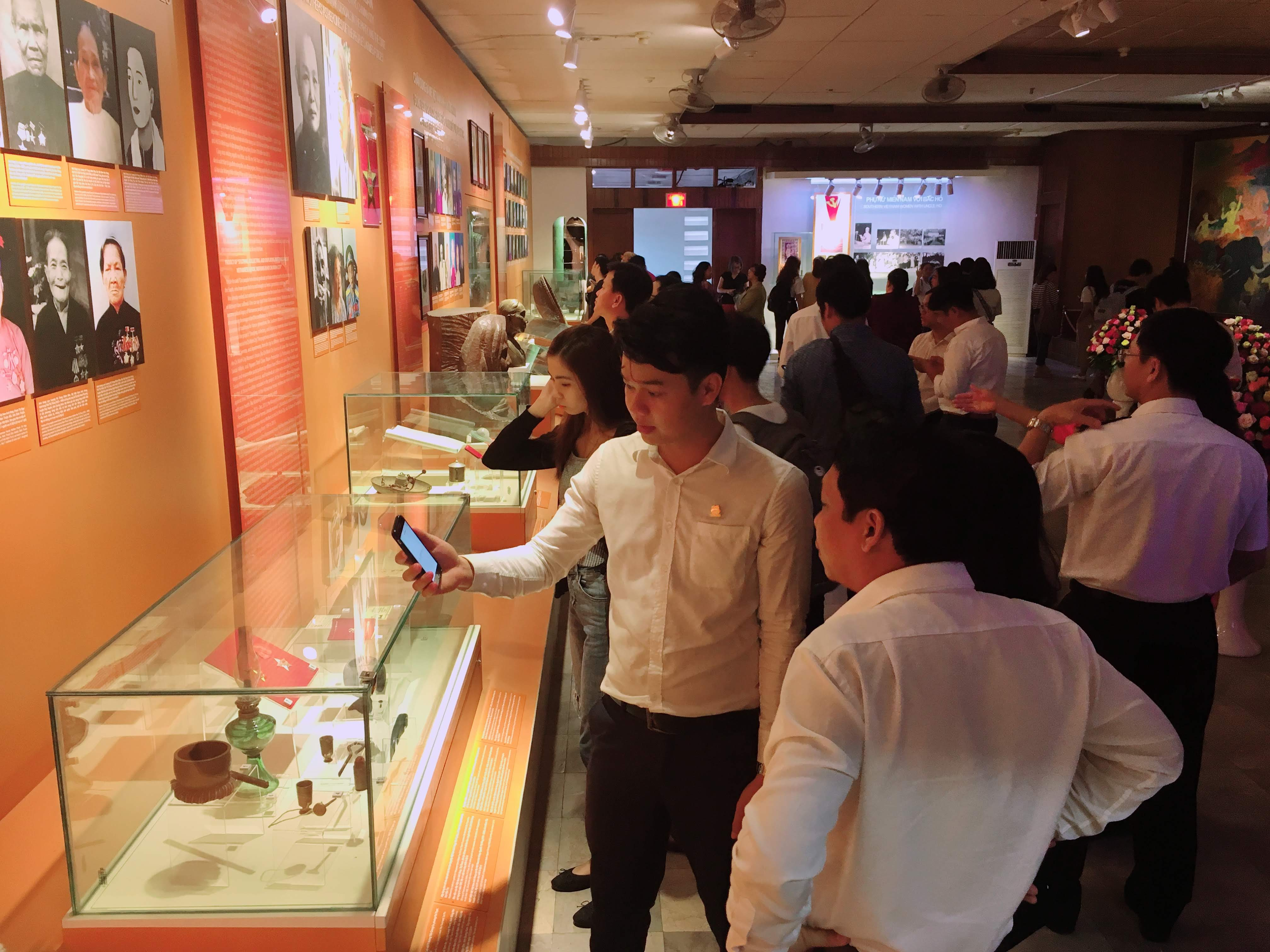 Sao Bac Dau launches Smart Museum 4.0 solution