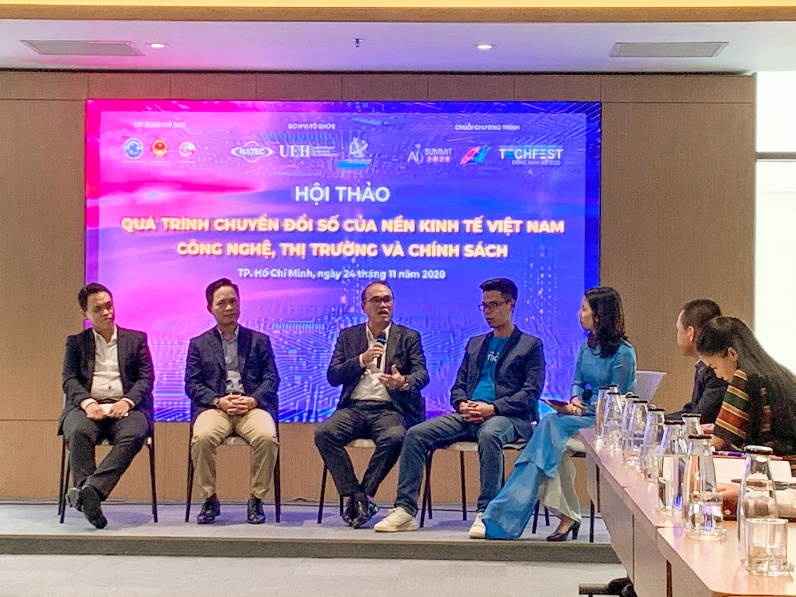 Sao Bac Dau goes with Techfest Vietnam 2020
