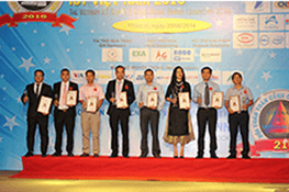 Sao Bac Dau Has Reached The Top 5 And Gold Medal System Integration Unit In Eight Consecutive Years