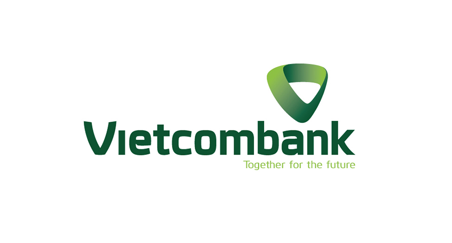 logo vietcom bank